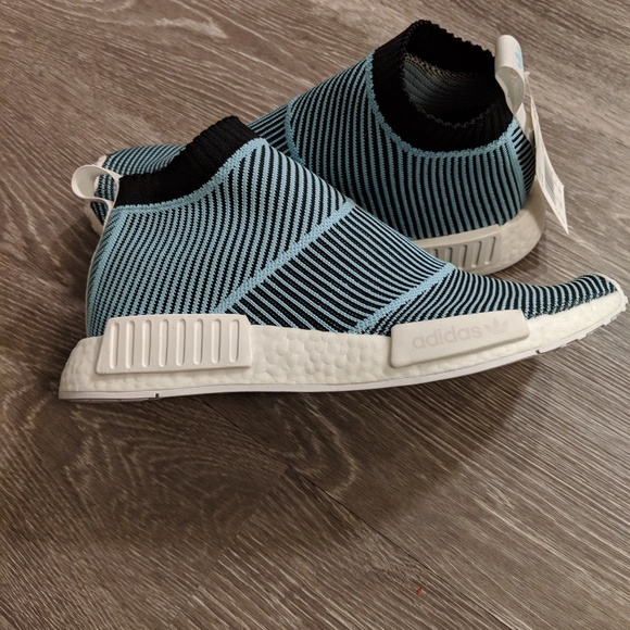 pretty nice 74e31 d32c8 Parley NMD City Sock 1 NWT